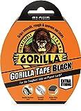 Gorilla GOR3049001 J0016 Duct Tape Black 11m, Standard, 11 metres