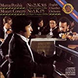 Mozart: Concertos No. 25 & 5 for Piano and Orchestra