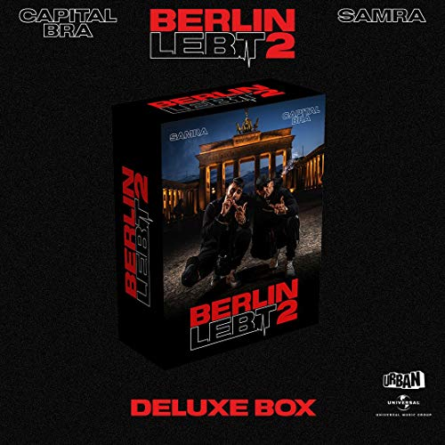 Berlin Lebt 2 (Ltd.Deluxe Box)