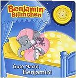 Benjamin Blümchen: Gute Nacht, Benjamin!: Pappbilderbuch mit Licht