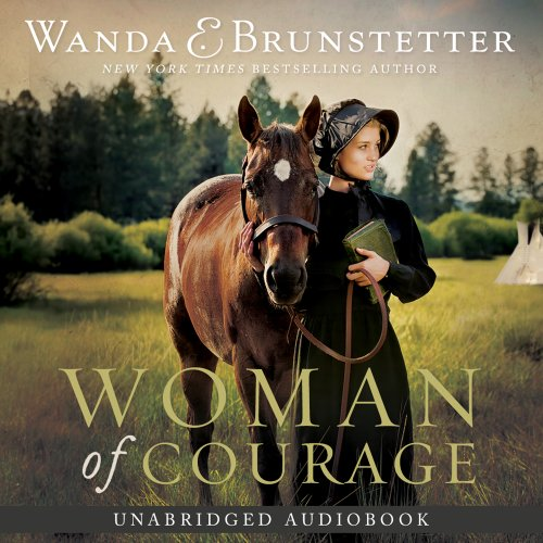 Woman of Courage cover art