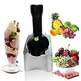 ZHIRCEKE Máquina de Helado de Sirviente de Fruta, DIY Máquina automática de Helados domésticos, entretener a los huéspedes, bocadillos para los niños