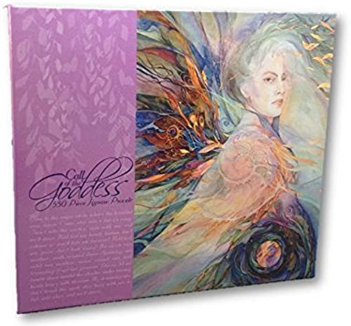 Call of the Goddess 550 Jigsaw Puzzle  Spiral Dance by Ceaco
