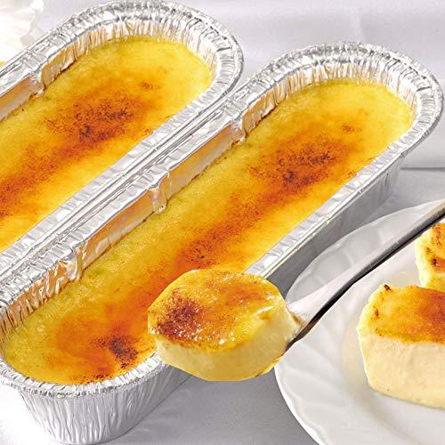 初回限定お試し みれい菓 札幌カタラーナ L プレーン 2本セット 520g とろける濃厚アイスプリン 北海道産生クリーム使用 お取り寄せスイーツ ケーキ お菓子