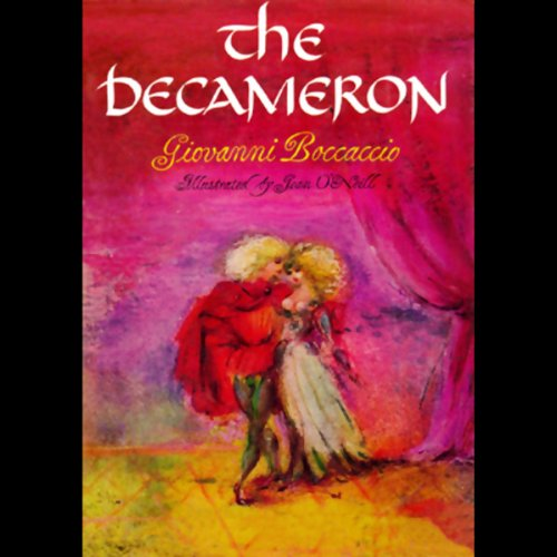 The Decameron copertina
