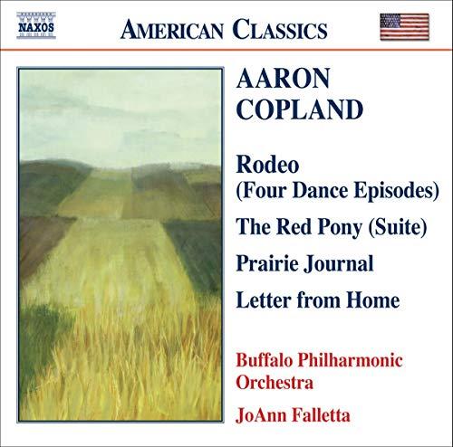 Prairie Journal / Red Pony Suite