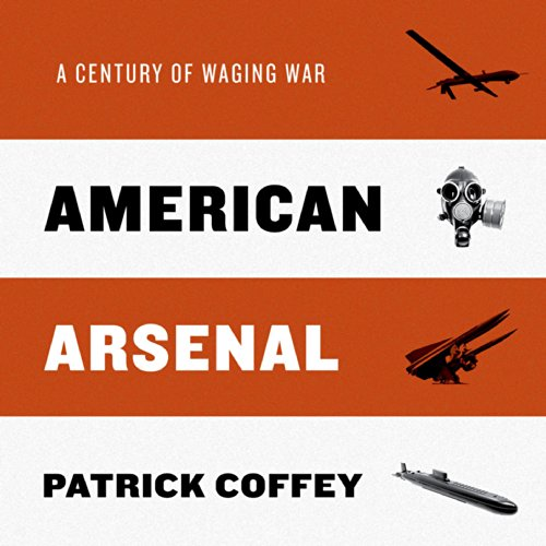 American Arsenal audiobook cover art