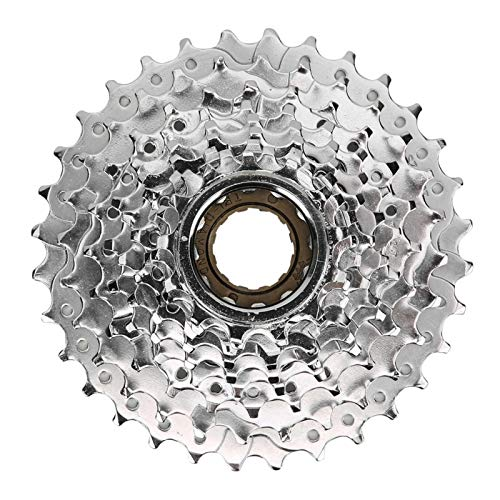 SALUTUYA Rueda Libre giratoria de Bicicleta Duradera, fácil instalación, para Accesorio de Repuesto