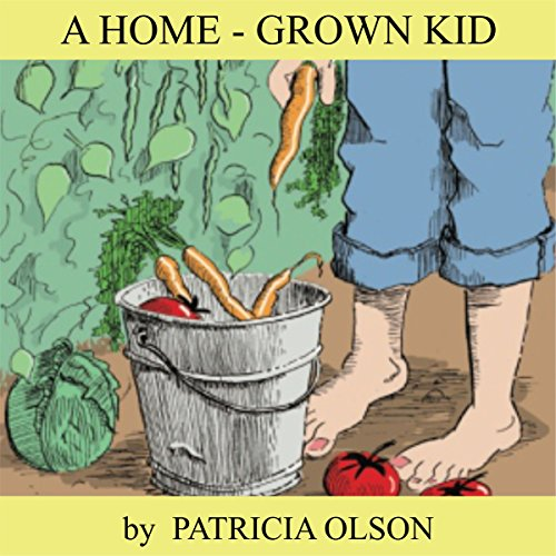 A Home-Grown Kid audiobook cover art