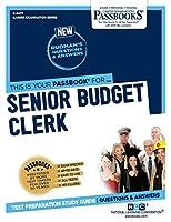 Senior Budget Clerk (Career Examination)