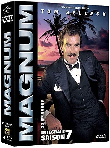 Magnum-Saison 7 [Version Restaurée] [Blu-ray]