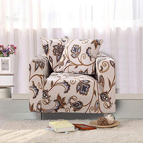 Stretch Recliner Sofa Chair Slipcovers Elastic Furniture Slip Covers Protector Stretchable Sofa Couch Saver Chair Cover with Arms for Bedroom Living Room Sofa Chairs