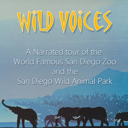 Wild Voices     The Sounds of the World Famous San Diego Zoo              By:                                                                                                                                 Geoffrey T. Williams                               Narrated by:                                                                                                                                 Geoffrey T. Williams                      Length: 27 mins     Not rated yet     Overall 0.0