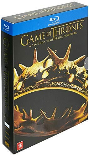 Game Of Thrones 2A Temp (Hbo) [Blu-ray] - Amaray