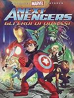 Next Avengers - Gli Eroi Di Domani (Dvd+Gadget) [Italian Edition]