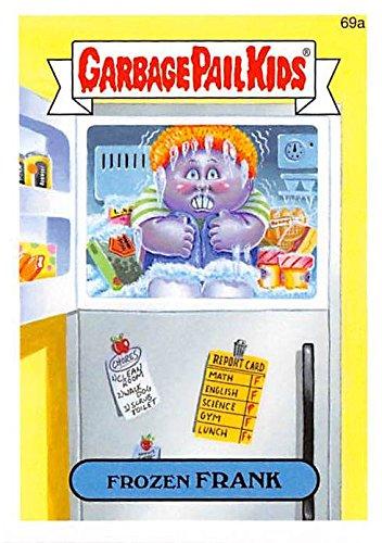 Frozen Frank Garbage Pail Kids trading card 2014 Topps #69a