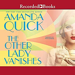 The Other Lady Vanishes audiobook cover art
