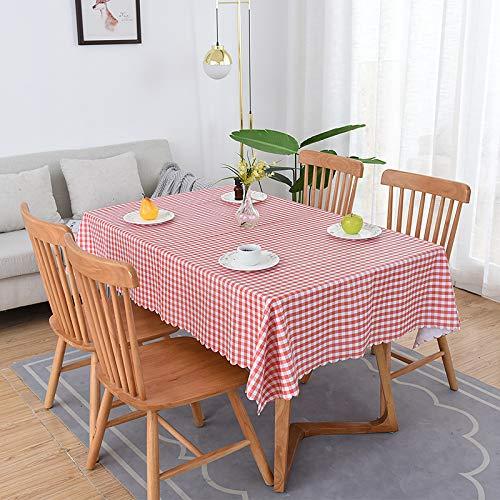 YCZZ Tafelkleed voor hotels, feestjes, ronde tafel, tafelkleed