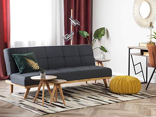sofa rozkładana z pojemnikiem na pościel ikea