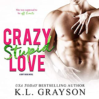 Crazy, Stupid Love audiobook cover art