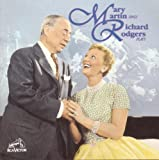 album cover: Mary Martin Sings Richard Rodgers Plays