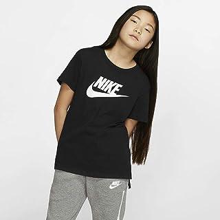 قميص تي شيرت بطبعة شعار نايك تصميم فيوتورا بايسيك