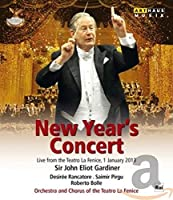 New Year's Concert Live From The La Fenice, 1 January 2013 [Blu-ray] [Import]