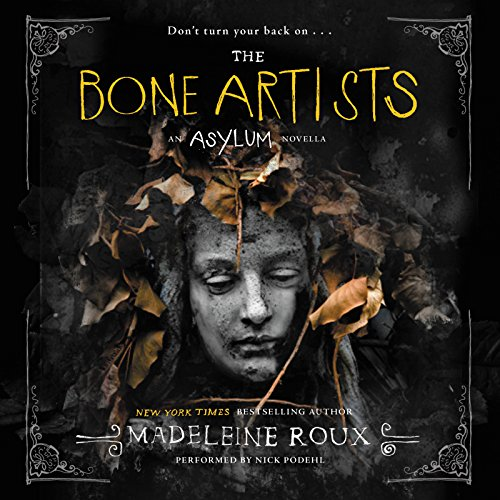 The Bone Artists  audiobook cover art