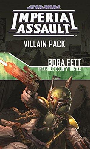 Star Wars Imperial Assault Board Game Boba Fett...