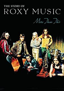 More Than This: the Story of Roxy Music / [DVD] [Import]