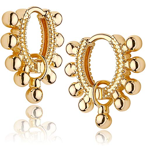 (50% OFF) Mevecco Gold Dainty Hoop Earrings $6.47 – Coupon Code