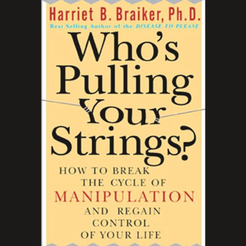Who's Pulling Your Strings? audiobook cover art