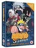 Naruto Unleashed - Complete Series 4 [DVD] [Reino Unido]