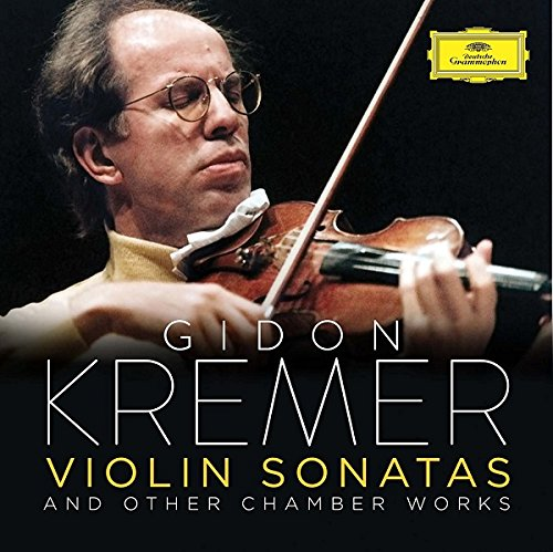Violin Sonatas And Other Chamber Works