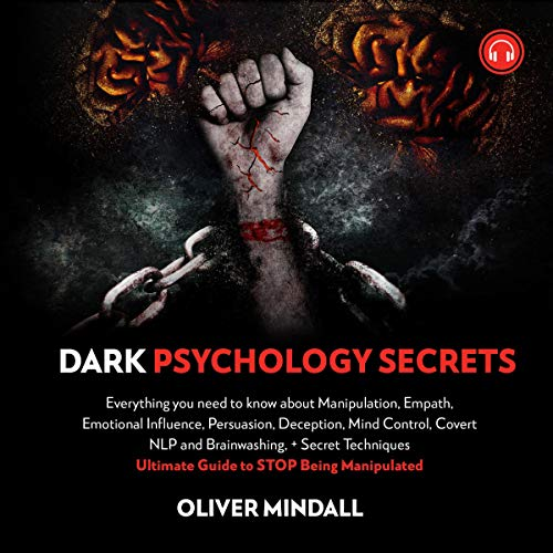 Dark Psychology Secrets: Ultimate Guide to Stop Being Manipulated cover art