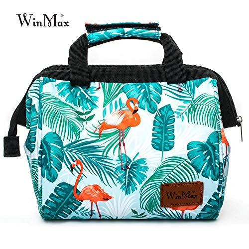 Winmax Brand Women New Fashion Icepack Container Aislamiento térmico Comida Picnic Cooler Lunch Bags,para niños Tote Portable Lunchbox