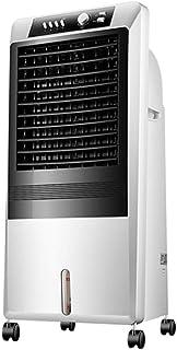Acondicionado Evaporativo Aire Acondicionado Portátil Aire Acondicionado Móvil Evaporativo Ventilador De La Torre Aire Frío Sincronización Tanque De Agua Grande Humidificación Enfriamiento Rapido
