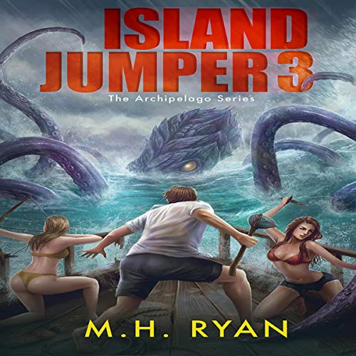 Couverture de Island Jumper 3