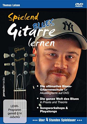 Spielend Blues-Gitarre Lernen