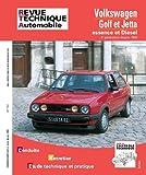 E.T.A.I - Revue Technique Automobile 719.1 - VOLKSWAGEN JETTA/GOLF II - 19/1G - 1984 à 1992