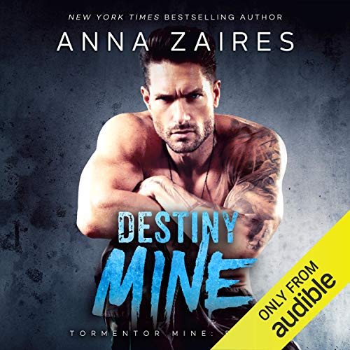 Destiny Mine audiobook cover art