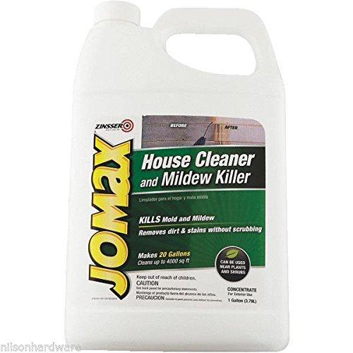 1 Gal Zinsser Jomax Liquid Concentrate House Cleaner & Mildew Killer 60101
