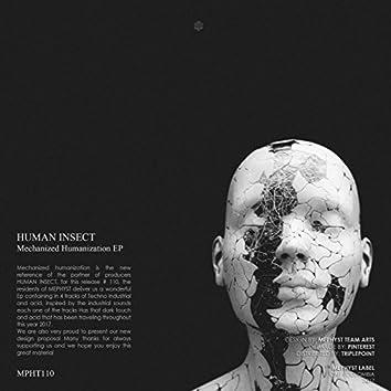 Mechanized Humanization EP