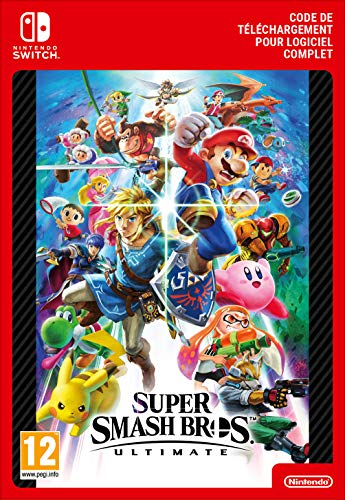 Super Smash Bros. Ultimate   Switch - Download Code