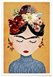 JUNIQE® Frida Kahlo Kinderzimmer & Kunst für Kinder