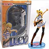 Figura De Anime Fairy Tail Lucy Heartfilia PVC Figura De Acción Colección Modelo Adornos De Regalo 20Cm
