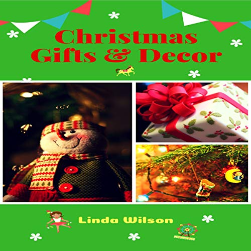 Christmas: Gifts and Decors cover art