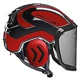 Pfanner Protos Integral Arborist Helmet - Red & Black