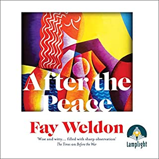 After the Peace audiobook cover art
