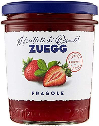 6x Zuegg Fragole Marmelade Erdbeeren Konfitüre Brotaufstriche Italien 320 g